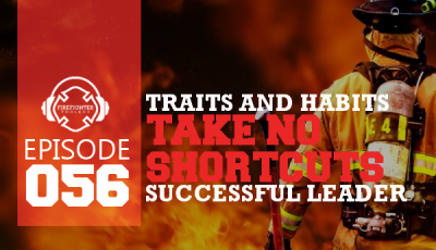 056 Take No Shortcuts